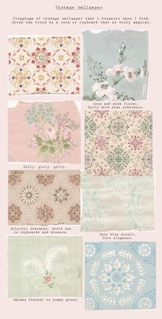 shabby chic nursery by Amber Trusso