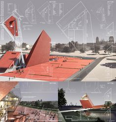 Museum of the Second World War, Board (Image: Studio Architektoniczne Kwadrat)