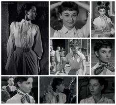 Roman Holiday: Audrey Hepburn