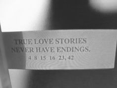 veronica mars | True love stories never have endings (http://allthatcubeness.wordpress.com/)