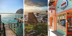 Don't pass by the Central Coast on the way to Norcal or SoCal! A complete local's guide to exploring, eating, and drinking on the Central Coast, California.
