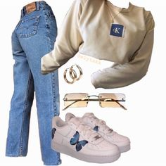 Cute Casual Outfits, Retro Outfits, Simple Outfits, Chic Outfits, Vintage Outfits, Girl Outfits, Fashion Outfits, Vintage Hats, Sport Outfits