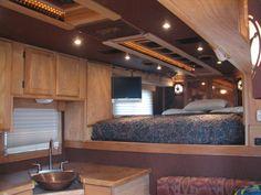 wood panel camper trailer - Google Search