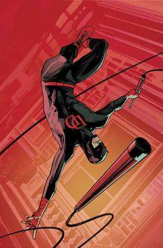 Daredevil by Fiona Staples