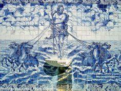 Painel de Neptuno - Constância - Portugal by Portuguese_eyes,