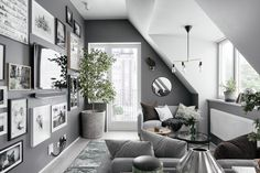 Grey living room ideas nice colors tags rustic themed bedroom gray and yellow paint beige furniture black light wall walls lounge brown that modern sitting Living Room Grey, Home Decor Bedroom, Interior Design Living Room, Living Room Designs, Living Room Decor, Living Rooms, Living Room Sofa, Futuristisches Design, Design Ideas