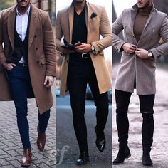 4 Foolproof Outfit Formulas to Master Fall – Brit + Co – Fashion Outfits Fashion Mode, Fashion Wear, Fashion Outfits, Style Fashion, Fashion Trends, Casual Chic, Men Casual, Casual Styles, Man's Overcoat