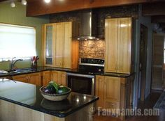 Backsplash Ideas Can Contrast And Complement Your Existing Kitchen Fixtures