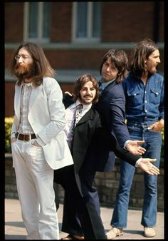 The Beatles. Photo s