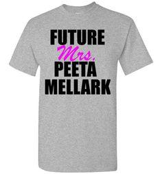 Future Mrs. Peeta Mellark
