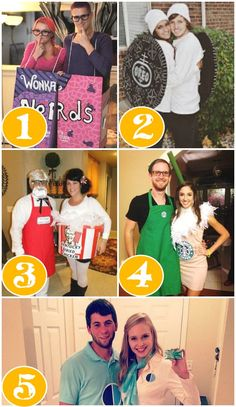 Quick And Easy Costume Ideas