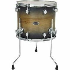 Pdp Fs 16 Floor Tom Tobacco Burst 14x16 By Pacific Drums Percussion 173 99 This Fs Series 16 X 14 Floor Tom Percussion Drums Pacific Drums Percussion