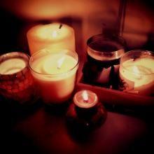 DIY: Φτιάξτε μόνοι σας αρωματικά κεριά