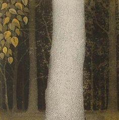 Väinö Rouvinen (1932-) Syksy - Autumn