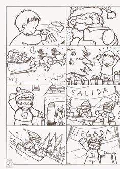 Image result for little red riding hood sequence story b/w
