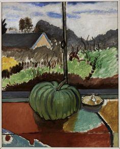 La zucca acerba di Henri Matisse ↞❁✦彡●⊱❊⊰✦❁ ڿڰۣ❁ ℓα-ℓα-ℓα вσηηє νιє ♡༺✿༻♡·✳︎· ❀‿ ❀ ·✳︎· SUN Jul 2016 ✨вℓυє мσση✤ॐ ✧⚜✧ ❦♥⭐♢∘❃♦♡❊ нανє α ηι¢є ∂αу ❊ღ༺✿༻♡♥♫ ~*~ ♪ ♥✫❁✦⊱❊⊰●彡✦❁↠ ஜℓvஜ Henri Matisse, Matisse Art, Green Pumpkin, Pumpkin Art, Matisse Paintings, Artwork Paintings, Post Impressionism, Oil Painting Reproductions, Art Themes