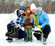 7 plaisirs d'hiver | Activités et loisirs des enfants | Yoopa.ca