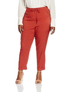 13c17511f3a British Womens Zip Dion Tapered Trouser  British  UK  FashionBug  PlusSize   Pants