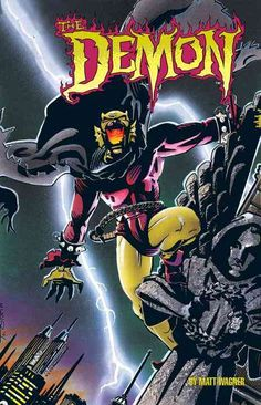 DC Comics The Demon: From the Darkness (Paperback)