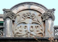 Torre José Sendrós  1902  Architect: Ramon Ribera i Rodríguez