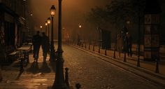 """""""I love walking with you. You are amazing."""" Midnight in Paris (2011)"""