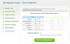 7. Start Full Migration to See How the Service Works