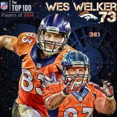 Wes Welker Denver Broncos