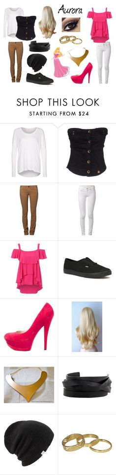 """""""Aurora"""" by x-sweetea-x ❤ liked on Polyvore featuring mbyM, CIMARRON, rag & bone, Jane Norman, Vans, Casadei, Gucci, Coal, Scotch & Soda and WALL"""