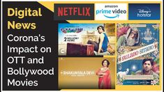 """In this Video of """"Digital Update"""", you will learn about OTT (Over the top) platforms and the current circumstances in Bollywood after Corona (in Hindi). You will also learn about OTT Market share, OTT Growth and opportunities in India. Digital Marketing Business, Digital Marketing Services, Content Marketing, Affiliate Marketing, Social Media Marketing, Digital News, Digital Media, My Market, Prime Video"""
