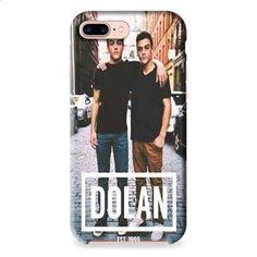 Dolan Twins iPhone 7 3D Case Dewantary