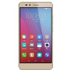 "Huawei HONOR PLAY 5X 5.5"" 16GB 4G Smartphone Golden (3000mAh) #huaweismartphone"