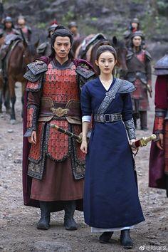 Princess Agents, Zhao Li Ying, Hanfu, Character Inspiration, Movie Tv, High Neck Dress, Asian, Costumes, Actors