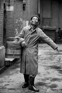 """Being the """"son of"""" does not necessarily bring one's fame. This is the case of the Shanghai-born photographer Zhou Haiying (1929-2011), who was the son of the illustrious Chinese writer Lu Xun but who astonishingly remained for a long time unknown. Throughout his career that started around 1946, Zhou Haiying produced more than 20,000 photographs"""