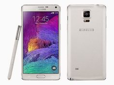 Samsung Galaxy Note 4 S-LTE with category 6 Network support