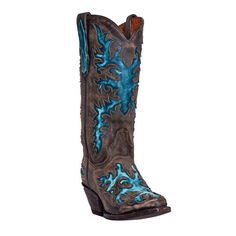 "Dan Post Women's 13"" Touche Snip Toe Boots"