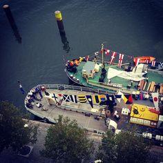 "@vismartine's photo: ""De Zeekadetten. #Wereldhavendagen #2014 #Rotterdam"""