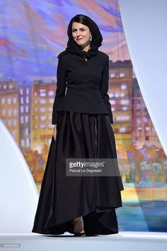 Jury member Leila Hatami attends the Closing Ceremony during the 67th Annual Cannes Film Festival on May 24, 2014 in Cannes, France.