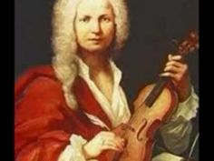 The Four Seasons - under 42 minutes in length - stationary portrait of Antonio Vivaldi throughout