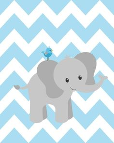 Elephant nursery decorations, blue and gray nursery decor, Elephant Baby shower, blue and Gray Nursery, Choose your colors Elephant nursery decorations blue and gray nursery by ChicWallArt Elephant Nursery Decor, Baby Elephant, Nursery Art, Woodland Nursery, Scrapbooking Image, Image Deco, Baby Posters, Tableau Design, Baby Sewing Projects