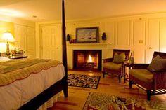 Harbor Crest room York Harbor inn
