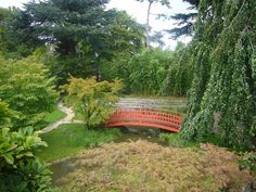 ALBERT-KAHN: Japanese Garden in Paris, France