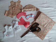 Petite école de couture pour poupées Chéries