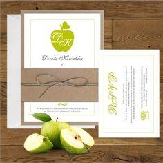 Jabłko - eko sznurek