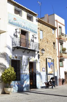 Casa de pueblo/Townhouse -Calpe- Spain