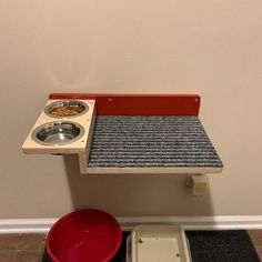 Nibbler Combo Raw, bunny rabbit hay and food feeder with built in litter box and a free standing water bottle holder, hay feeder, rack Sisal, Cat Walkway, Cat Feeder, Food Feeder, Shelter, Cat Stairs, Cat Gym, Cat Activity, Cat Playground