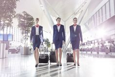 31 Crazy-Strict Uniform and Grooming Standards Flight Attendants Have to Deal With - Cosmopolitan.com                                                                                                                                                                                 More