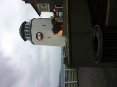 The lighthouse room at the Bellwether hotel in Bellingham Washington