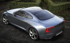 Volvo Concept Coupe #Volvo
