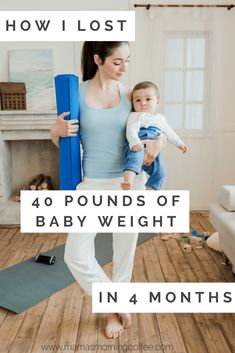 As a bit of inspiration to all you moms out there wondering how the heck you're going to lose the baby weight, I wanted to share 7 simple and easy things I did that helped me lost the baby weight fast!