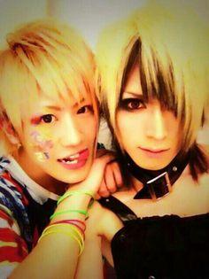 Shoya & Yo-Ka from Diaura